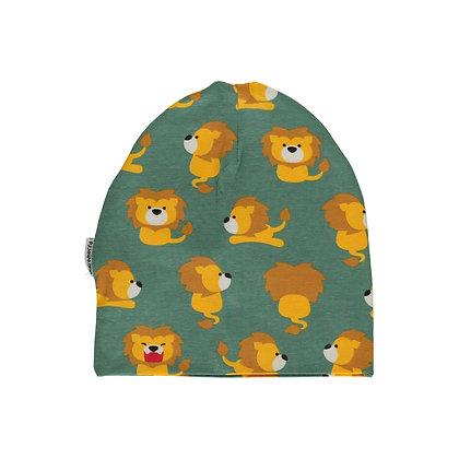 MAXOMORRA organic Hat | Lion