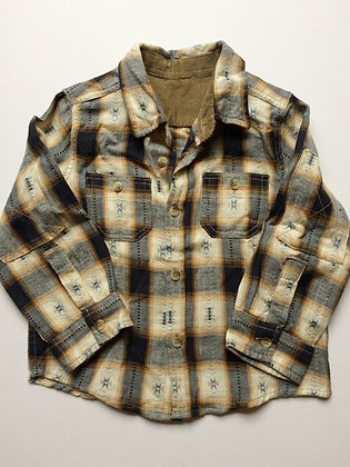 MOTHERCARE PreLoved chequered shirt | 2-3 years