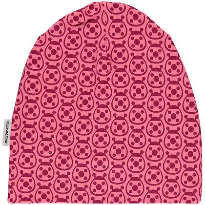 MAXOMORRA organic Hat | Ladybug
