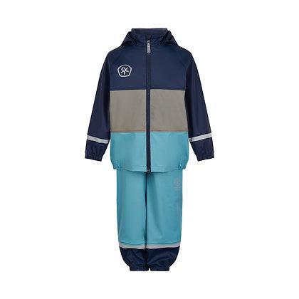 COLOR KIDS Waterproof Set (Recycled PU) | Dress Blues