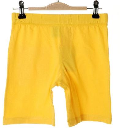 DUNS More Than a Fling organic Shorts | Yellow