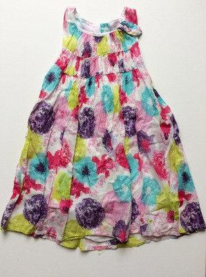 ABSORBA PreLoved flower dress | 104 cm
