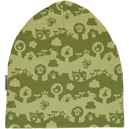 MAXOMORRA organic Hat | Garden Landscape