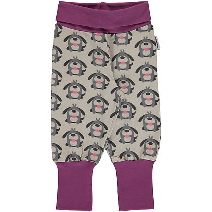 MAXOMORRA organic Rib Pants | Dog
