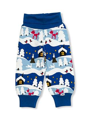 JNY organic Baby Pants | Snowy Cottage