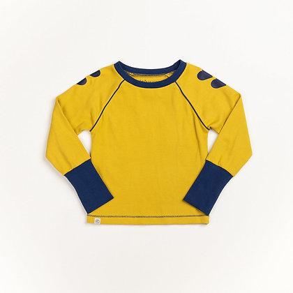 ALBA of Denmark Alice blouse | Ceylon Yellow