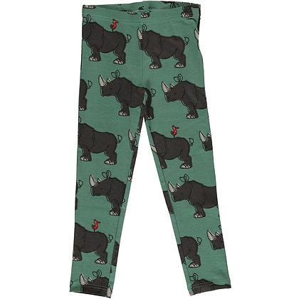 MAXOMORRA organic Leggings | Rhino