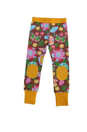 MOROMINI organic Leggings | Flower Power