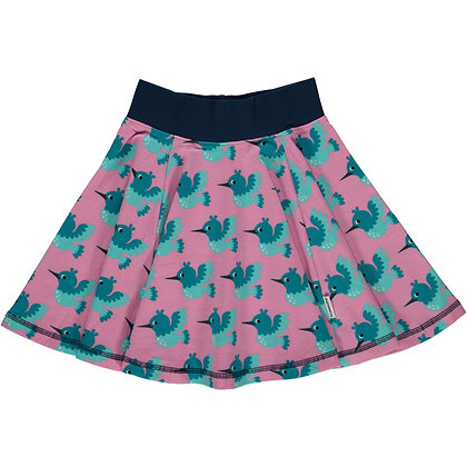 MAXOMORRA organic Skirt Spin | Hummingbird