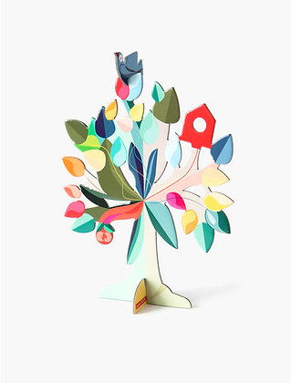 Studio ROOF Pop out card   Dream Tree