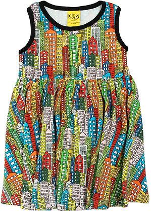 DUNS Sweden organic Sleeveless Dress | Windows
