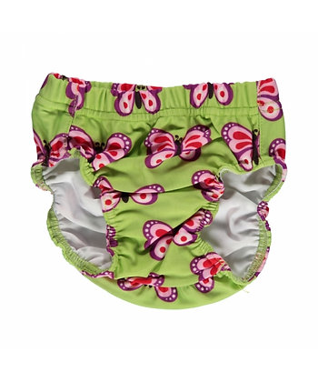MAXOMORRA Recycled Baby Swimming Pants | Butterfly