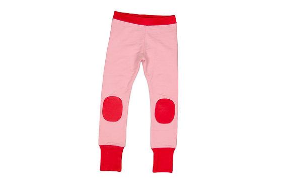 MOROMINI organic Pants/Leggings   Pink&Red