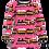 Thumbnail: PaaPii VIENO organic Long Sleeve Tunic, Train   Pink