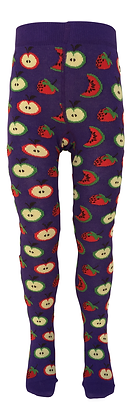SLUGS & SNAILS Tights Organic Cotton | JUICY (Fruits)
