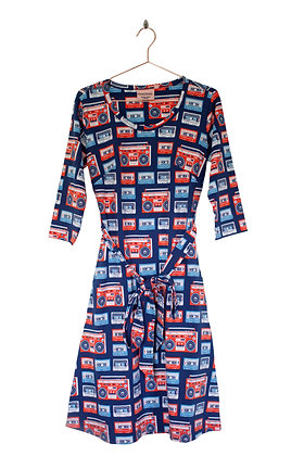MOROMINI Ladies A-line Dress | Boomblaster
