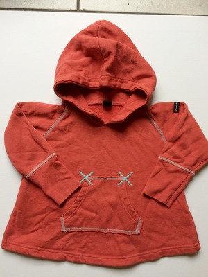 MOONKIDS PreLoved Red Hoodie | 86cm