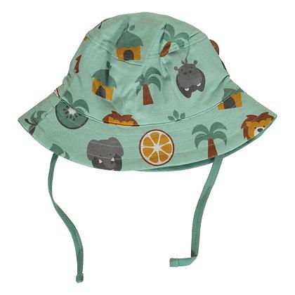 MAXOMORRA organic Sun Hat | Jungle
