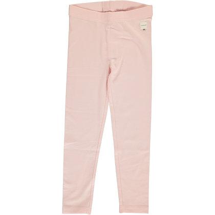 MAXOMORRA organic SWEAT Leggings | Pale Blush