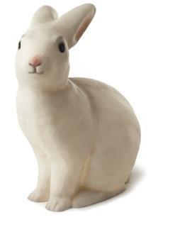 Heico Nightlamp Rabbit, White
