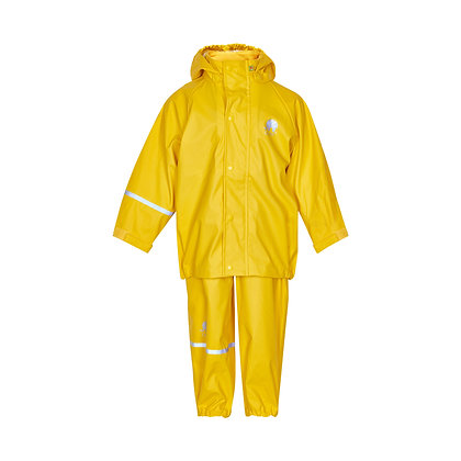 CeLaVi Basic Rainwear Set | Yellow