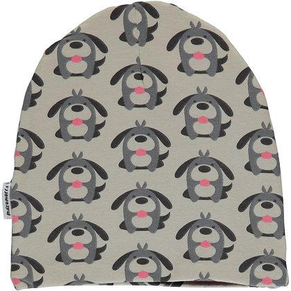 MAXOMORRA organic Hat (Velour Lining) | Dog