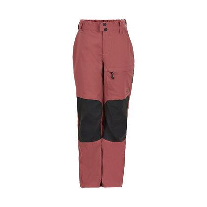 COLOR KIDS Outdoor Pants | Dusty Cedar