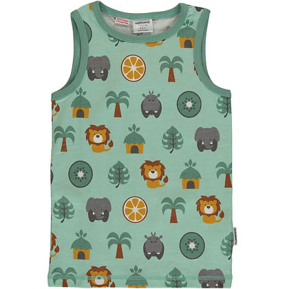MAXOMORRA organic Tanktop | Jungle