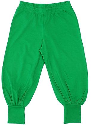 DUNS More Than a Fling organic Baggy Pants | Green