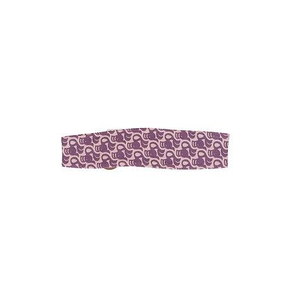 MAXOMORRA organic Hairband | Toucan