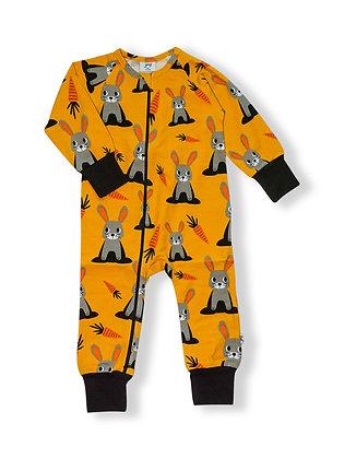 JNY organic Jumpsuit Zip | Bunny