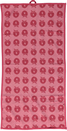 SMAFOLK organic Towel, 50x100cm   Sea Pink