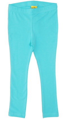 DUNS More Than a Fling organic Leggings | Light Turquoise