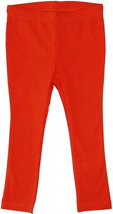 DUNS More Than a Fling organic Leggings | Mandarin Red
