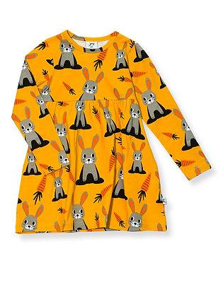 JNY organic Long Sleeve Sweetdress | Bunny