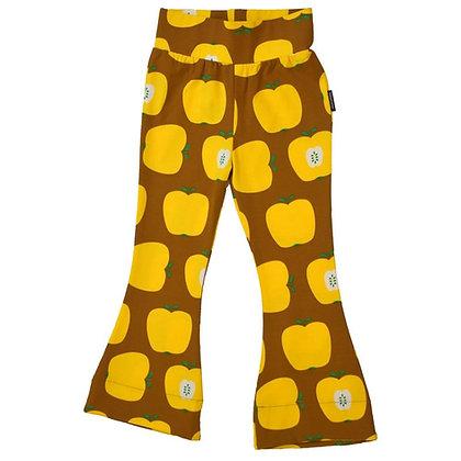 MOROMINI organic 70's Pants | Apple Yellow