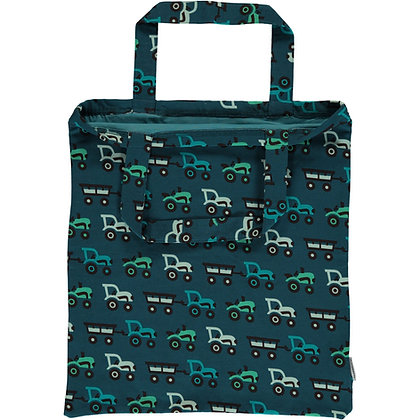 MAXOMORRA organic Tote Bag | Tractor