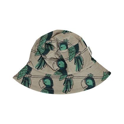 MAXOMORRA organic Sun Hat | Parrot