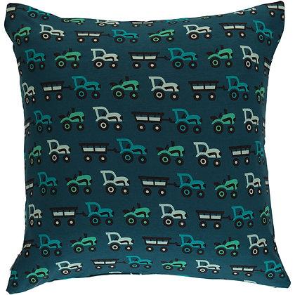 MAXOMORRA organic Pillow Cover | Tractor