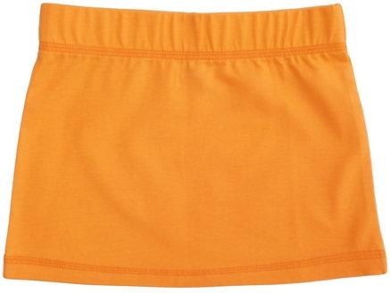 DUNS More Than a Fling organic Skirt | Bright Orange