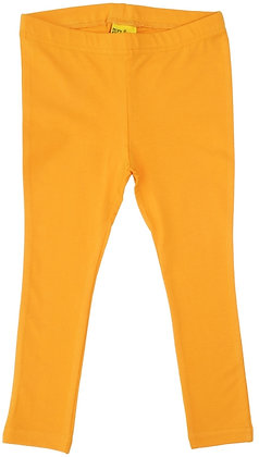 DUNS More Than a Fling organic Leggings | Orange