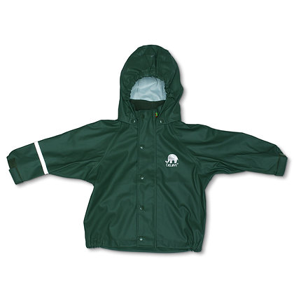 CeLaVi Basic Rainwear Jacket | Ponderosa Pine