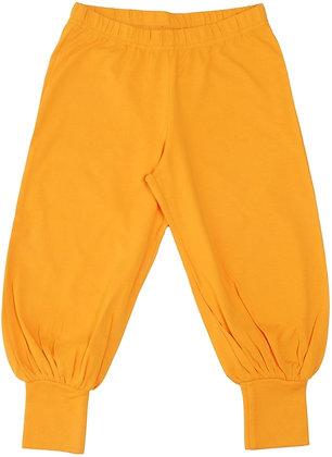DUNS More Than a Fling organic Baggy Pants | Orange
