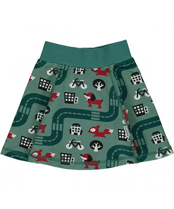 MAXOMORRA organic Skirt Vipp | Big City