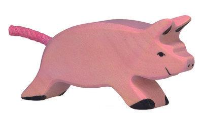 HOLZTIGER Piglet, Running