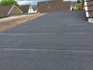 Bitumen Flat roofing systems