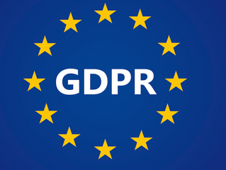 NEW: -  GDPR COMPLAINCE