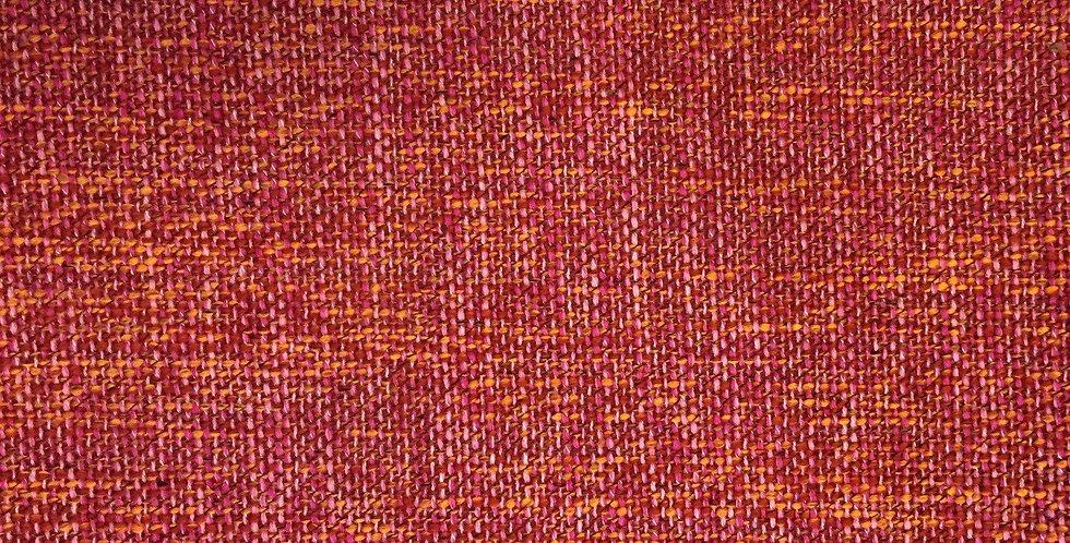 Raspberry Orange Woven