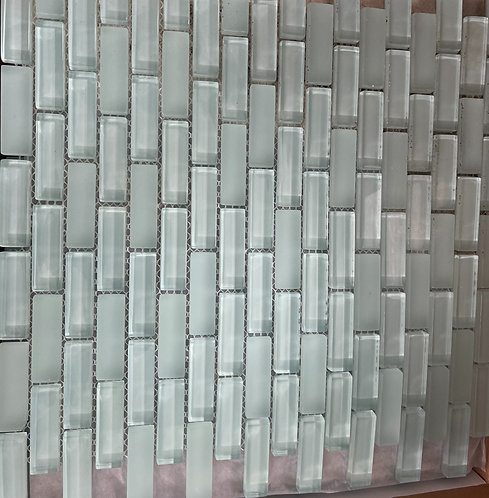 glass tile for backsplash