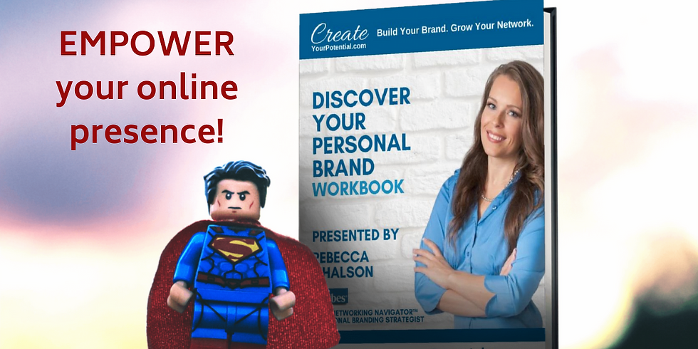 5 Day Challenge: Discover Your Personal Brand